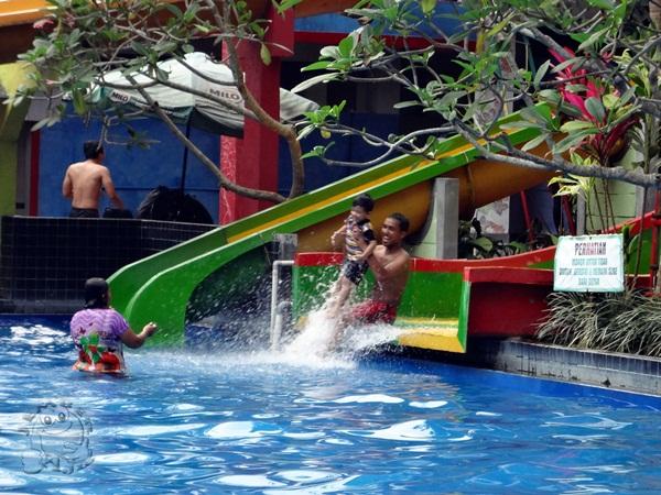 Tiara Waterpark Jember Ajib